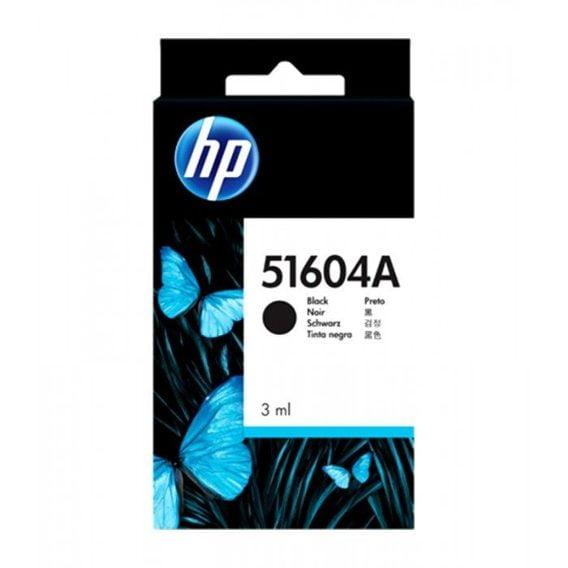 Cartucho de Tinta HP- 51604A para impressora de cheque Pertochek