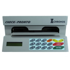 IMPRESSORA DE CHEQUE CHRONOS MULTI 31100 - Conexão Serial / Usb - (18 meses) do Showroom