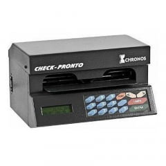 Impressora de Cheque CHRONOS MULTI 31100 Conexão Serial SHOWROOM